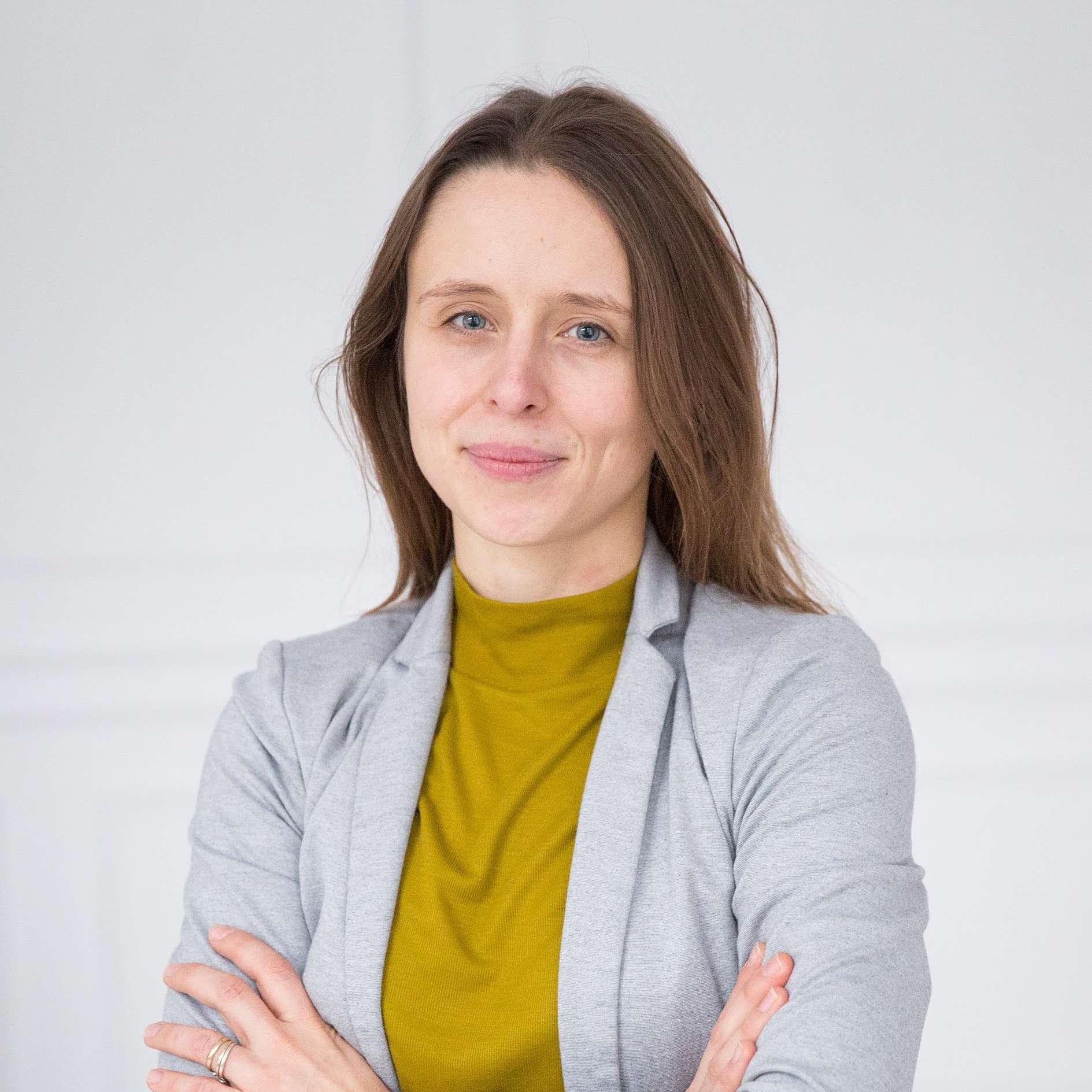 Aleksandra Drozd, PhD