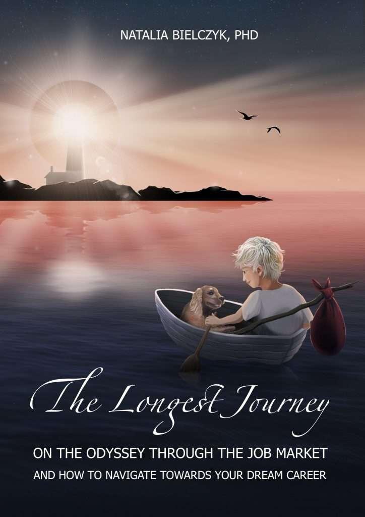 Natalia Bielczyk: The longest journey book