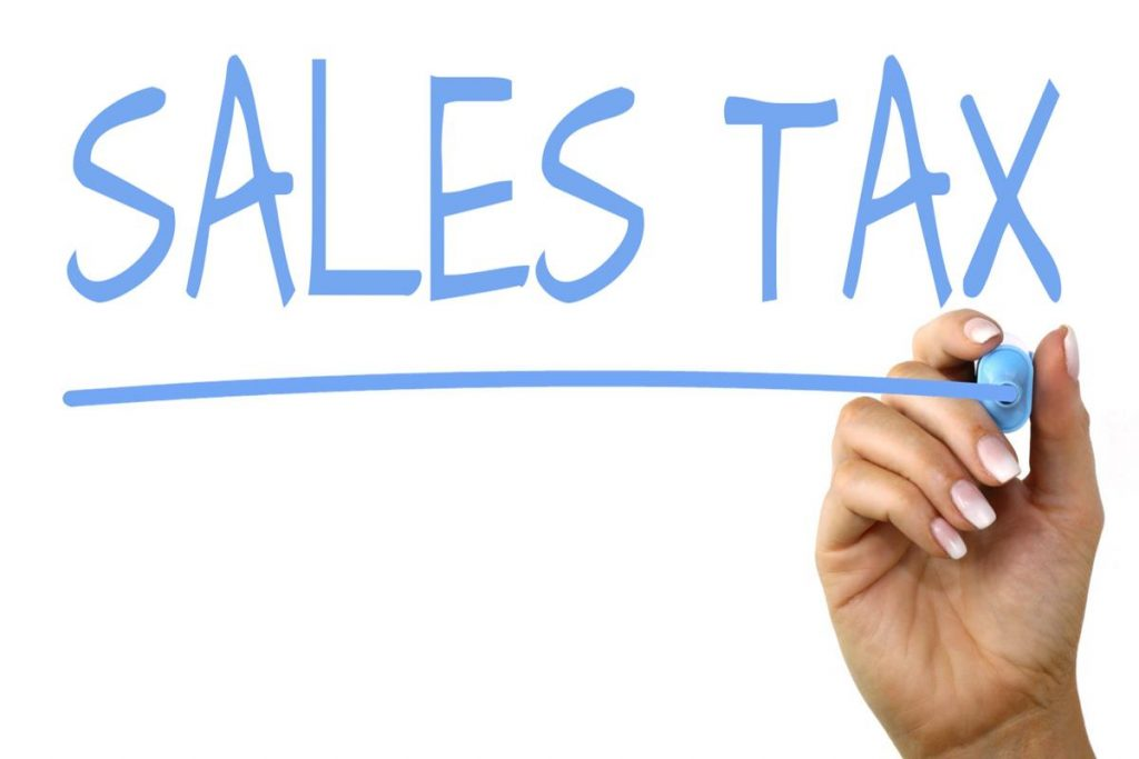 sales tax, white collar jobs, career management