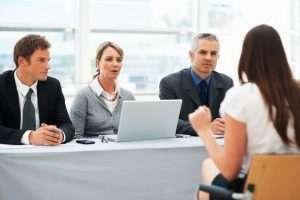 adjust to the job market